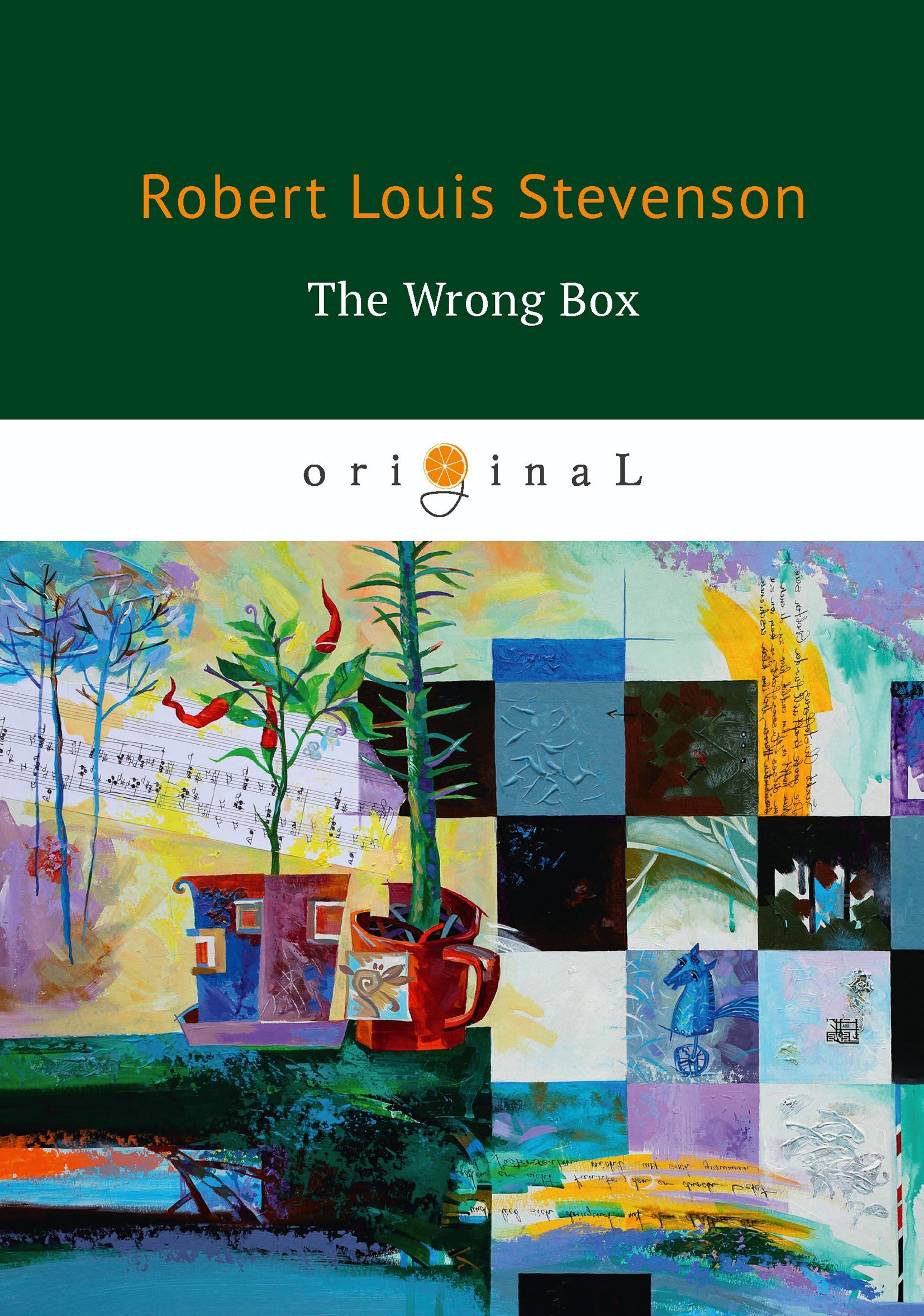 R. L. Stevenson The Wrong Box цена