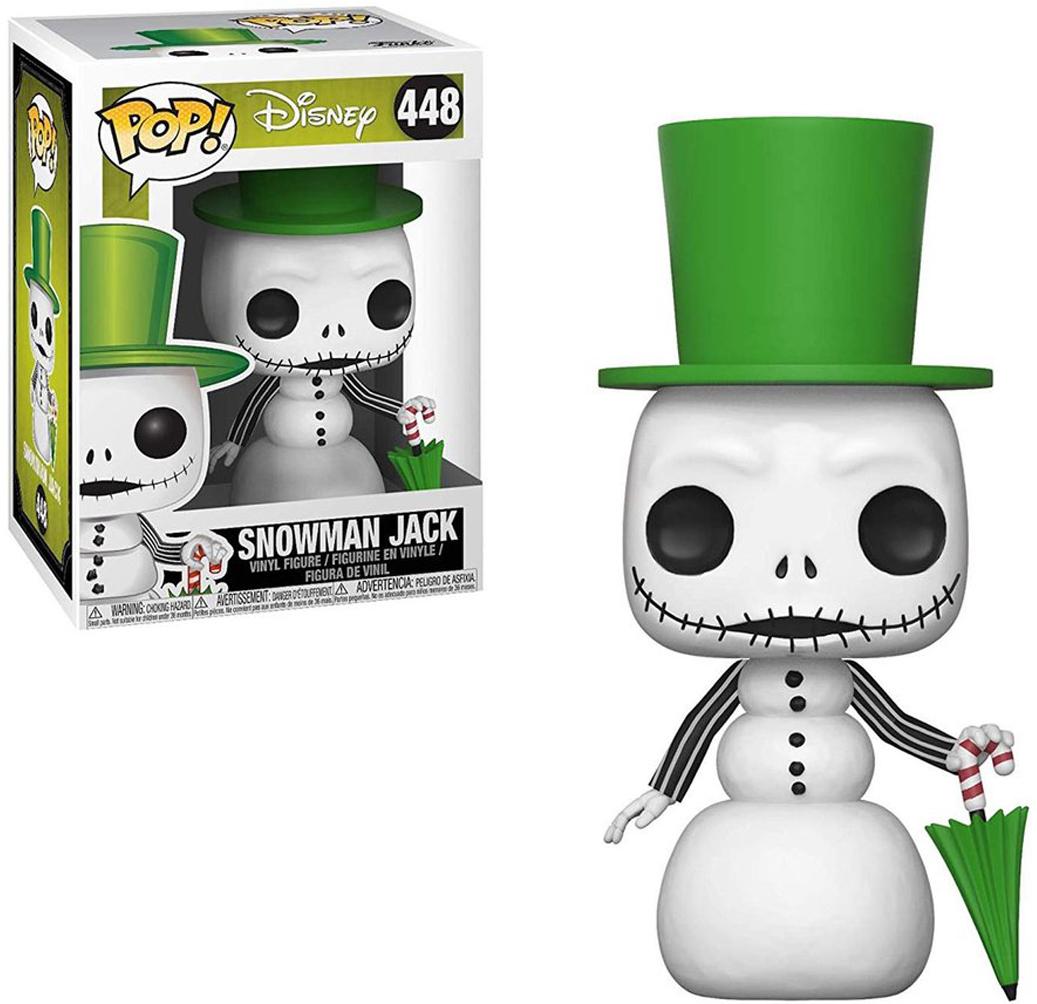 Фигурка Funko POP! Vinyl: Disney: NBC: Snowman Jack 32836 funko pop vinyl фигурка disney ratatouille linguini 13444