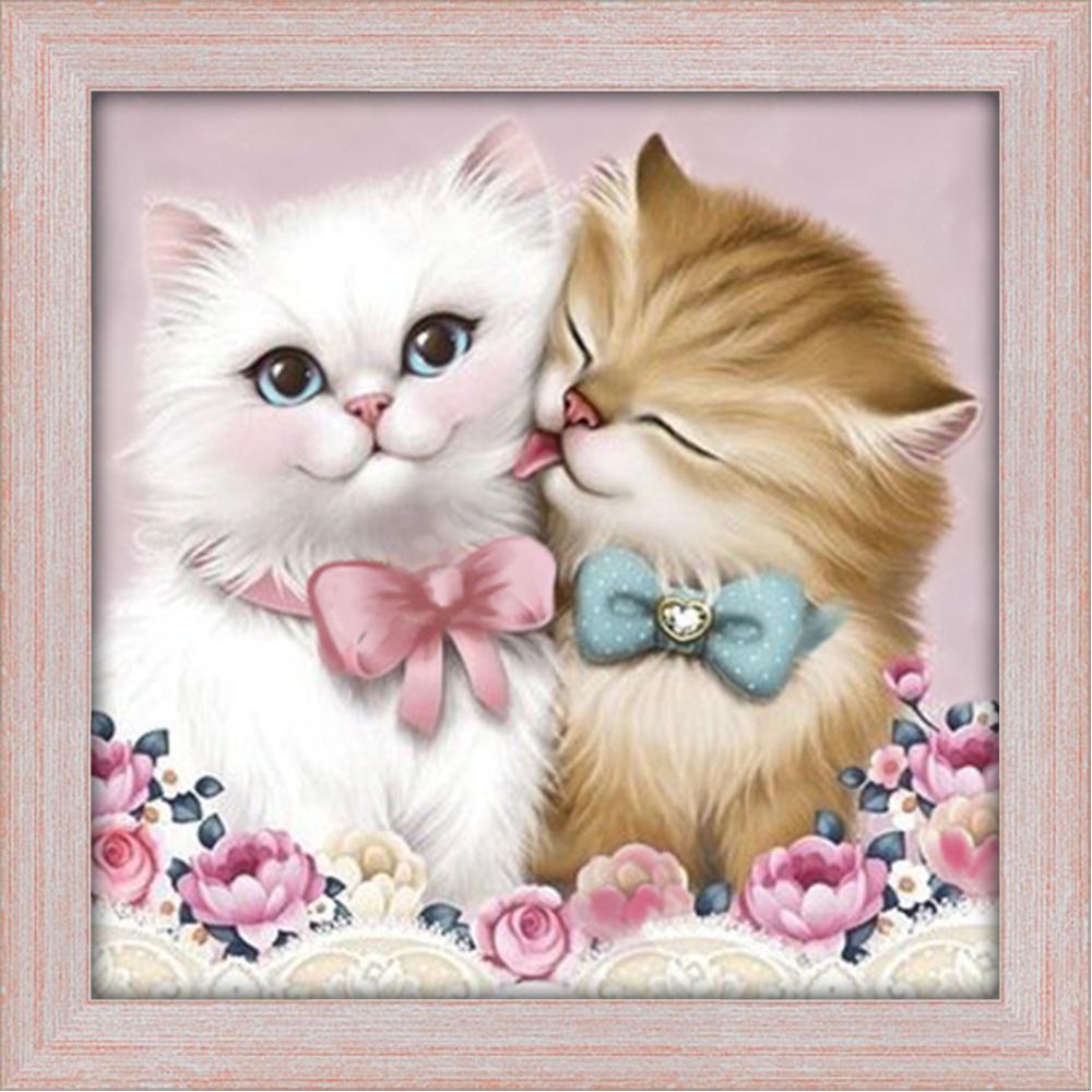 Смешные картинки, открытки милый котик