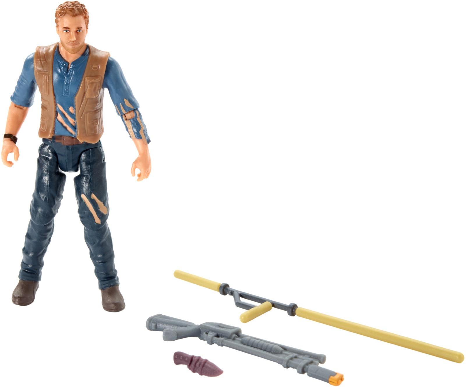 Фигурка Jurassic World Lockwood Battle Owen