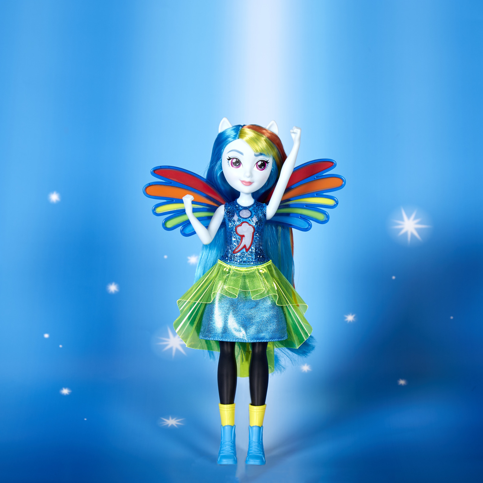 Кукла радуга дэш картинки