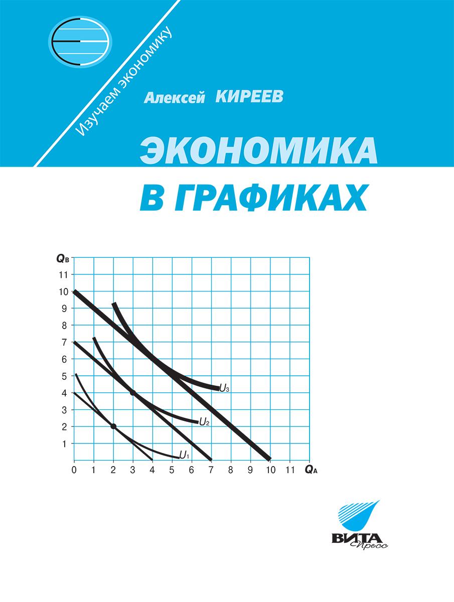 Алексей Киреев Экономика в графиках. Учебное пособие для 10-11 классов общеобразовательных учреждений