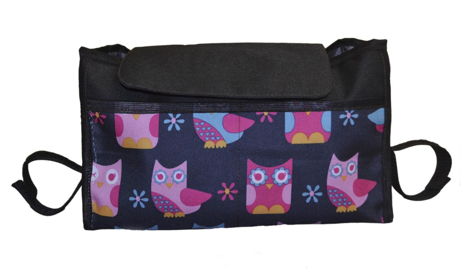 Органайзер-сумка для коляски Мирти Box, 4610003451790 муфта tigger warmhands на ручку коляски