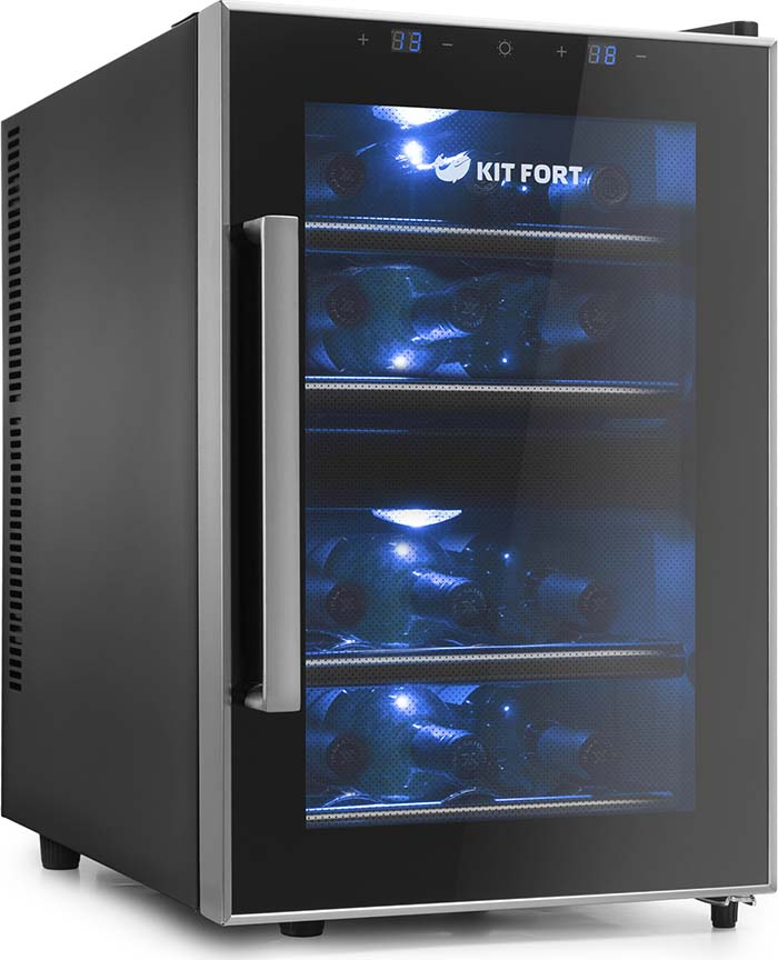 Винный шкаф Kitfort, КТ-2405