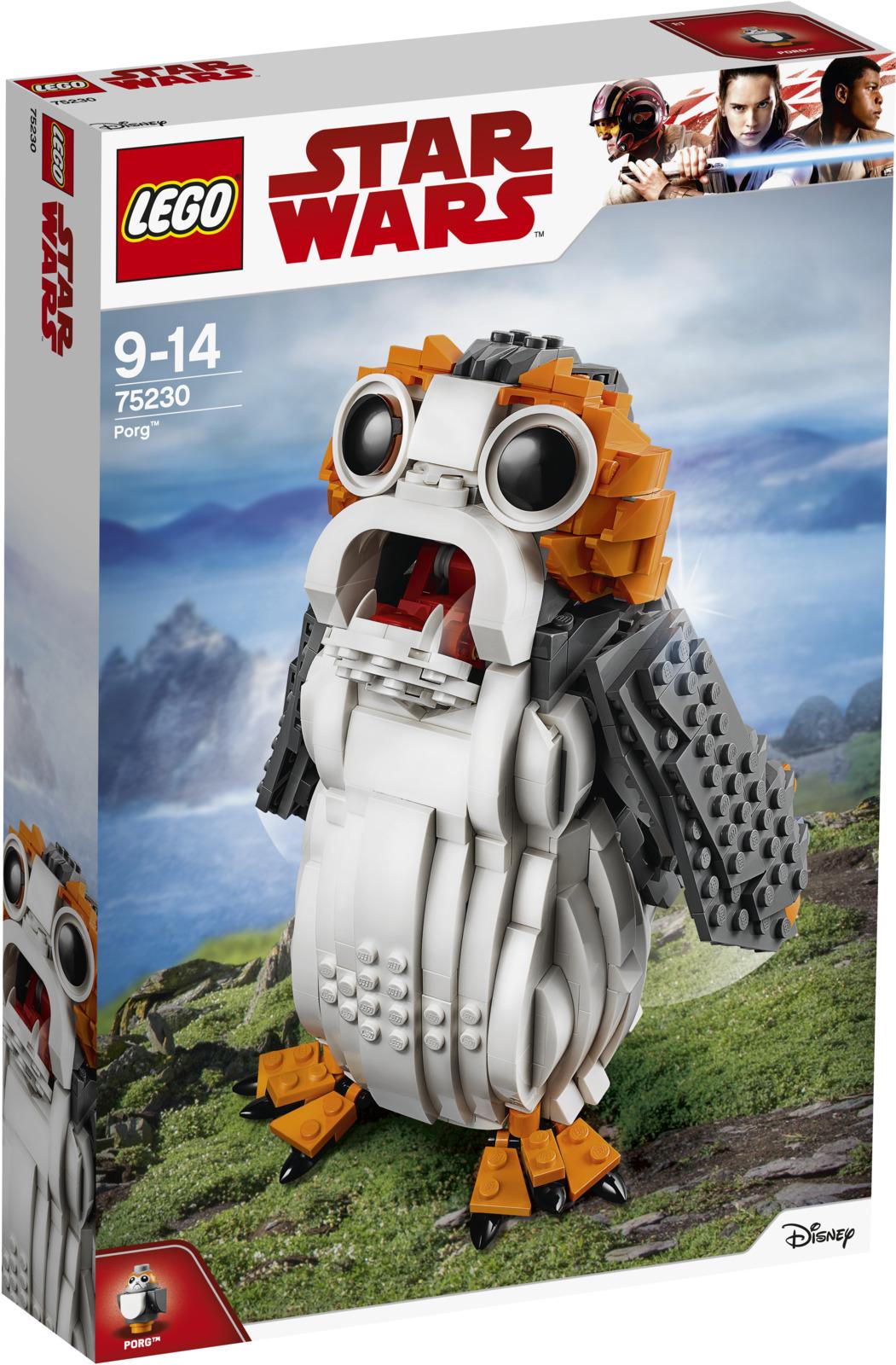 LEGO Star Wars 75230 Porg Конструктор