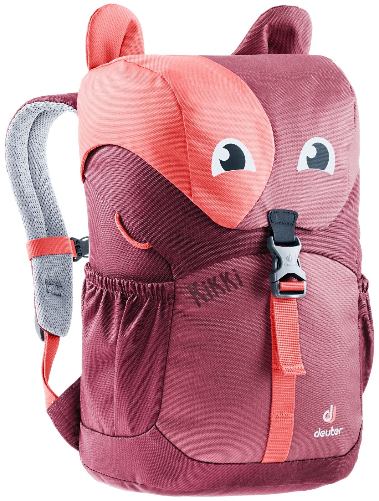 Рюкзак Deuter Kikki, цвет: красный. 3610519_5527 deuter kikki
