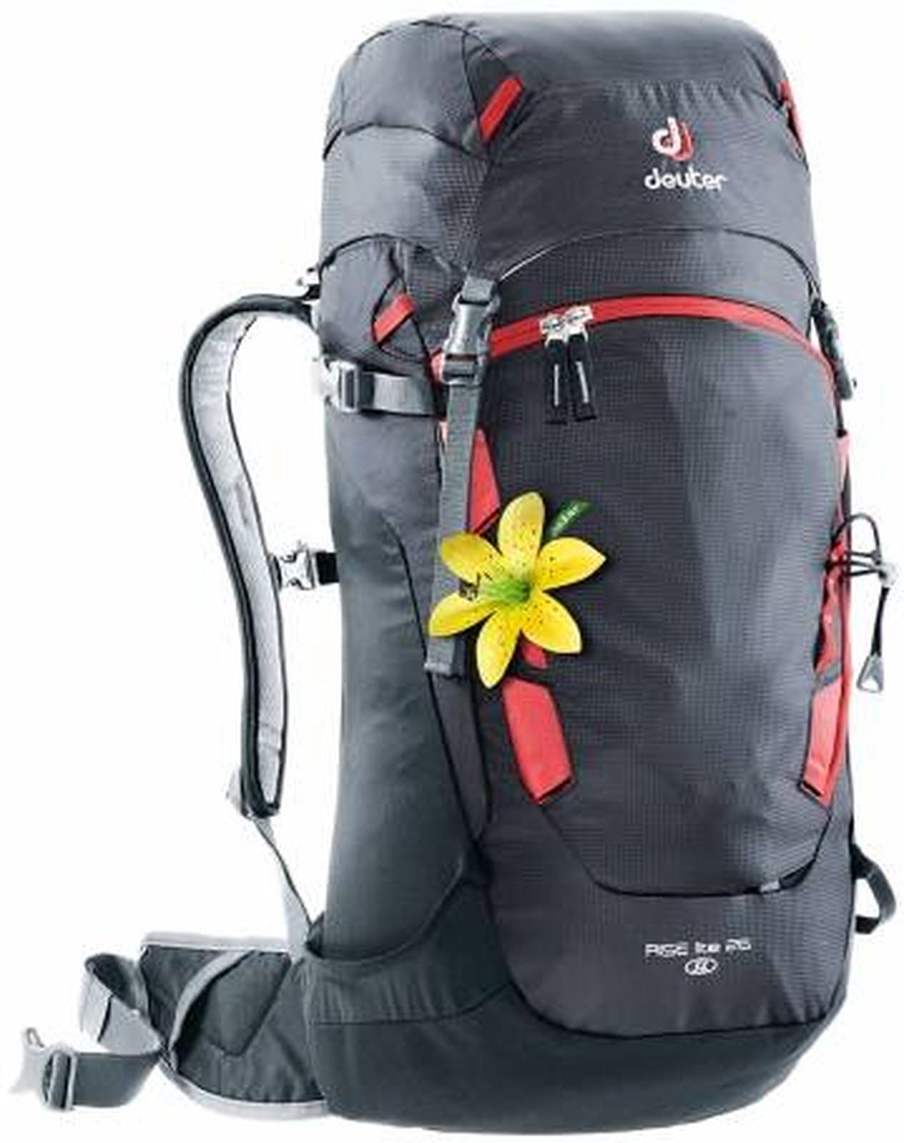 Рюкзак Deuter Rise Lite 26 SL , цвет: красный цена и фото