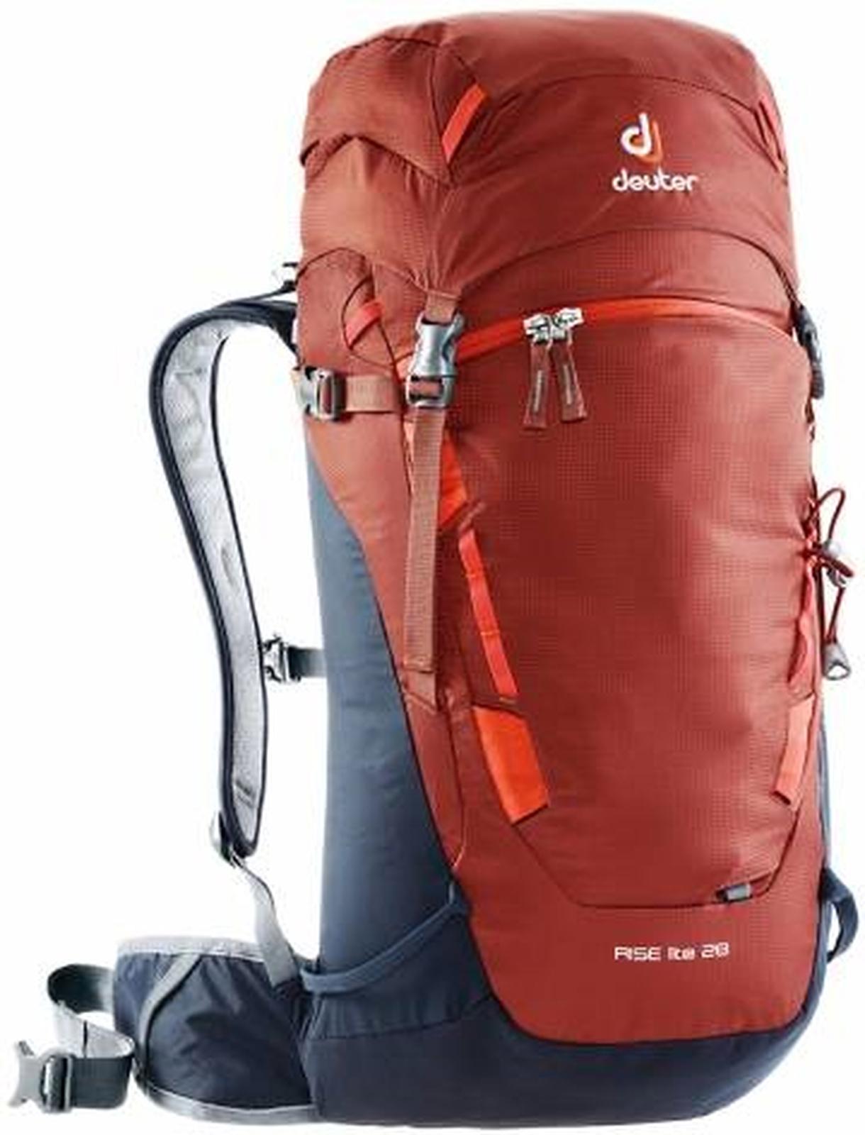 Рюкзак Deuter Rise Lite 28, цвет: красный цена и фото