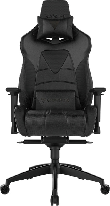 Кресло игровое Gamdias Hercules M1 геймерское кресло gamdias hercules m1 br l rgb подсветка