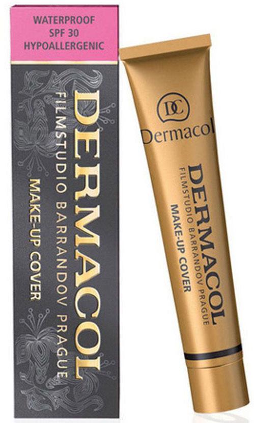 Тональный крем Dermacol Make-up Cover, тон 215, 30 мл недорого