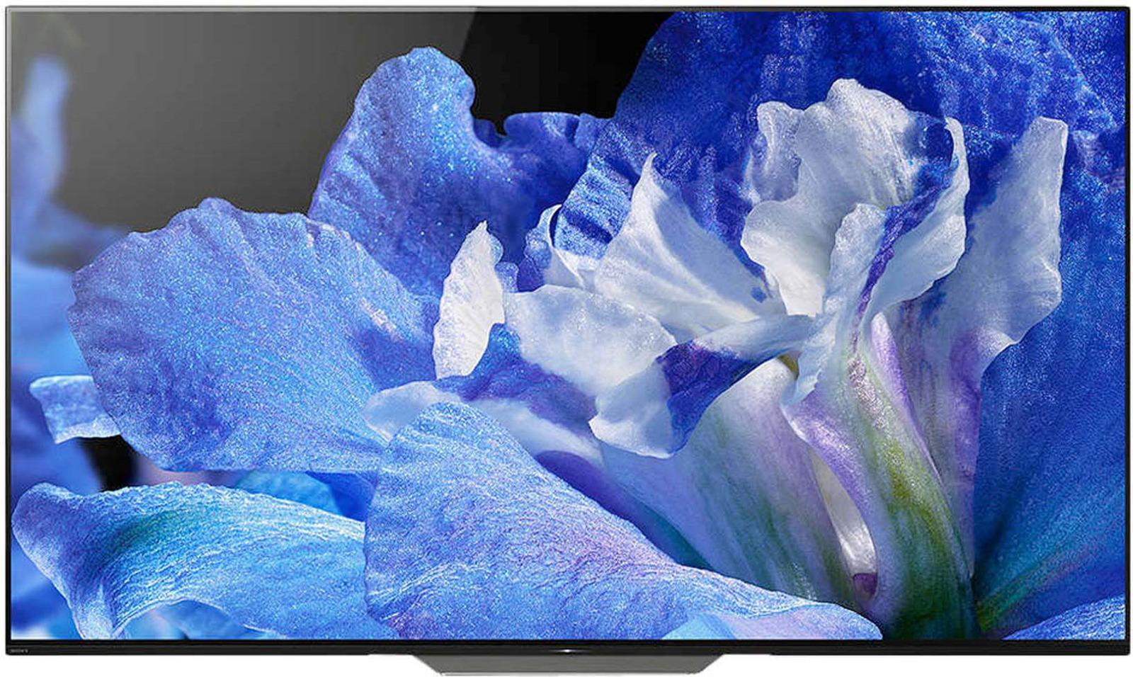 Телевизор Sony KD55AF8BR2 55, черный