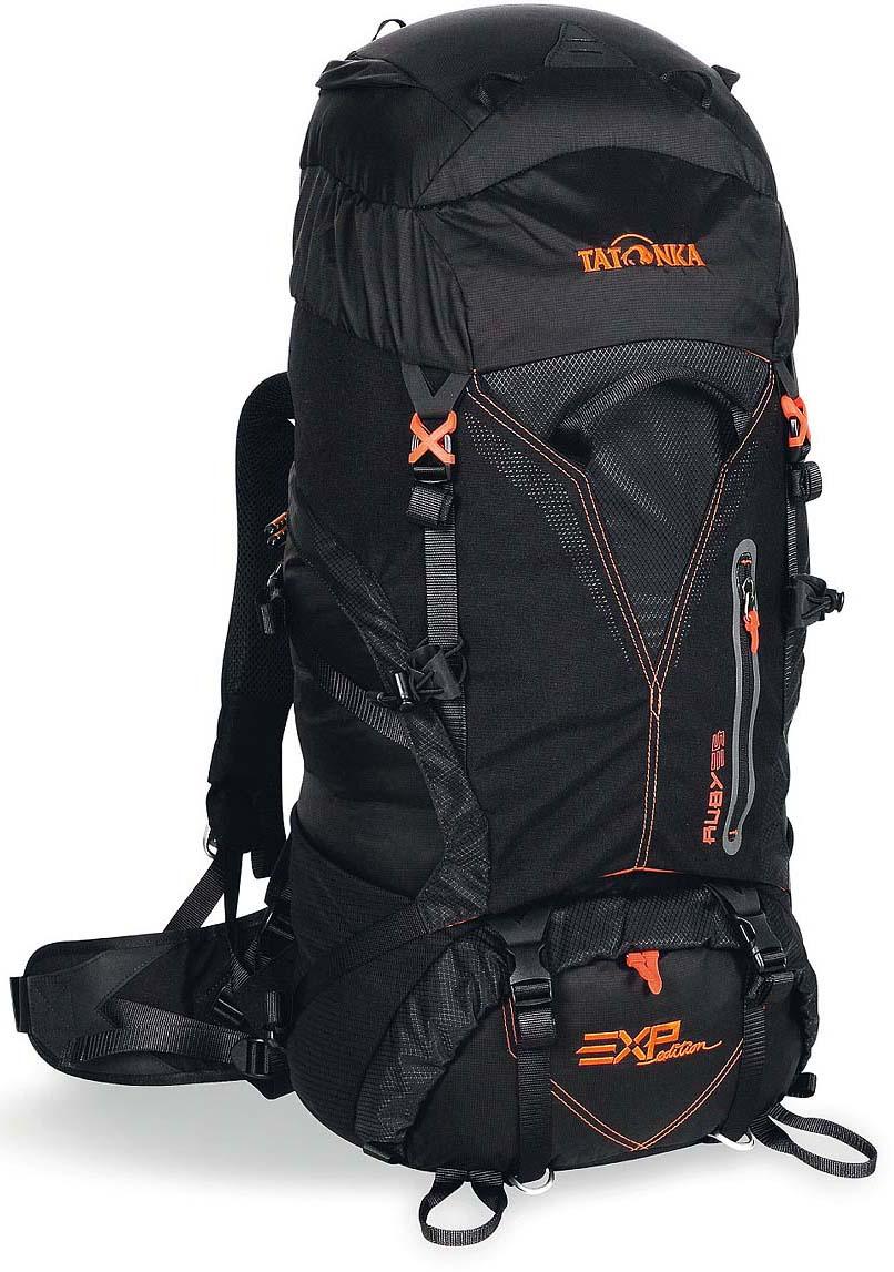 Рюкзак туристический Tatonka Ruby, цвет: черный, 35 л цена и фото