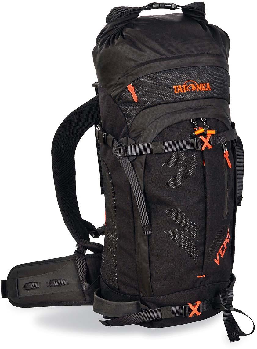 Рюкзак спортивный Tatonka Vert Exp, цвет: черный, 25 л все цены