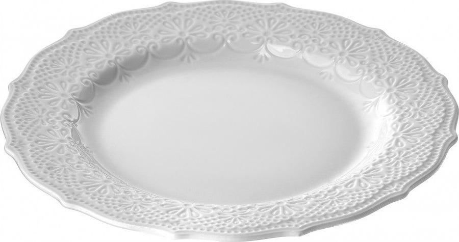 Тарелка десертная Walmer Emily, диаметр 21 см