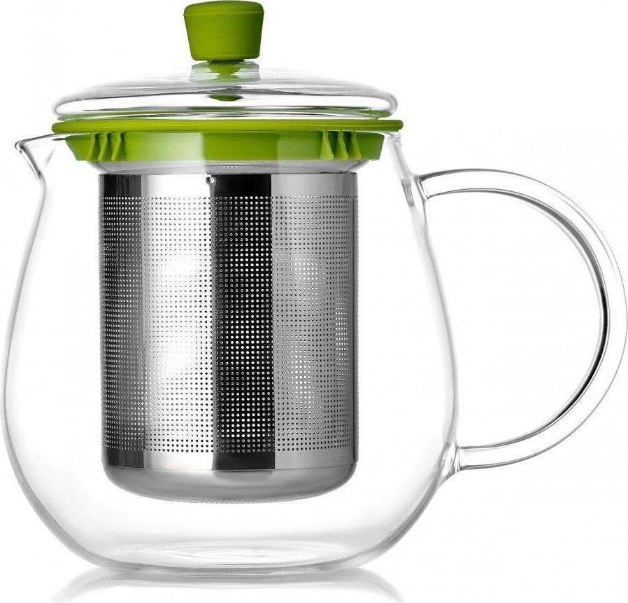 Чайник заварочный Walmer Mint Tea, с фильтром, 1 л цена