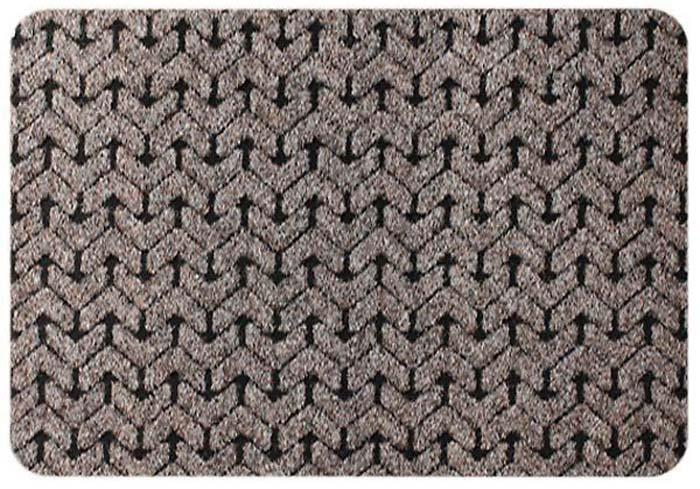 цена на Коврик придверный Beaulieu King Size, цвет: бежевый, 40 х 60 см