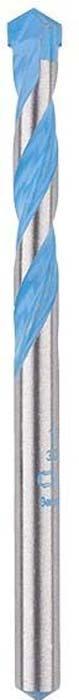 Сверло Gross Multiconstruction PRO, по бетону, диаметр 12 мм70622Сверло Multiconstruction PRO торговой марки GROSS относится к режущим инструментам и предназначено для получения отверстий в твердых материалах: бетоне, камне, кирпиче, шифере, стали, керамике. Корпус сверла длиной 150 мм и диаметром 12 мм изготовлен из специальной легированной стали и имеет высокую твердость за счет закалки токами высокой частоты. Режущая пластина Ceratizit надежно удерживается высокопрочным припоем, а острота достигается путем многократной алмазной заточки. Инновационная глубокая спираль обеспечивает быстрый отвод сверлильной пыли и шлама, тем самым продлевая срок службы сверла.