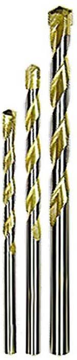 Сверло Matrix Golden Line, по бетону, цилиндрический хвостовик, 4 х 75 мм delor golden matrix