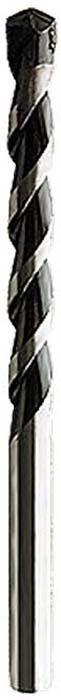 Сверло Matrix, по бетону, цилиндрический хвостовик, 12 х 200 мм70872Тело сверла изготовлено из углеродистой стали. Рабочим элементом инструмента является твердосплавная пластина из материала марки ВК8. Сверло предназначено для сверления в бетоне и других твердых материалов. Сверло позволяет делать идеально точные отверстия под дюбели.