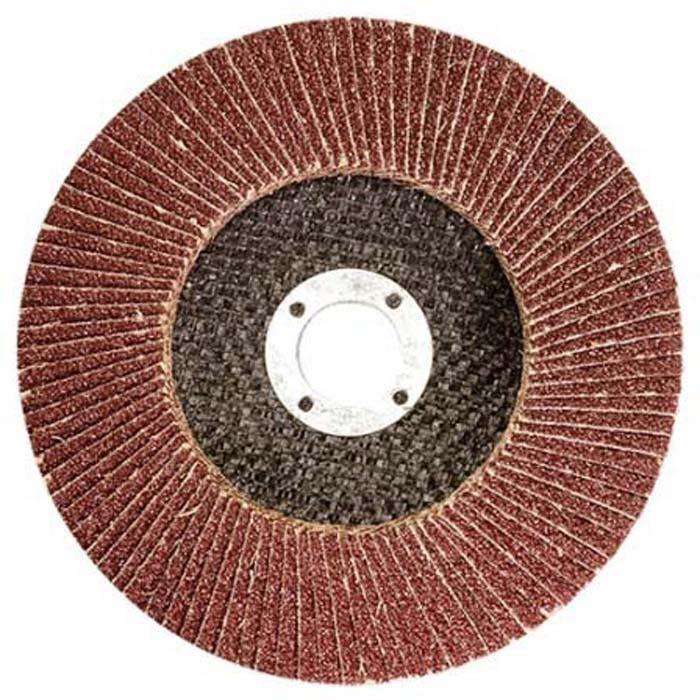 Круг лепестковый торцевой БАЗ КЛТ-1, зернистость Р60(25Н), 125 х 22,2 мм круг лепестковый торцевой баз 125 р60 36563 125 60