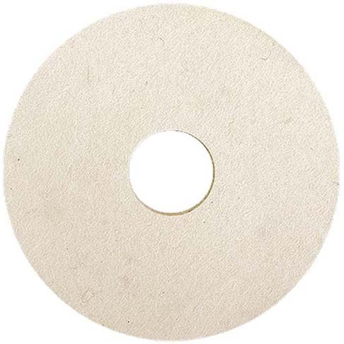 Круг полировальный Matrix, войлочный, 125 х 20 х 32 мм круг полировальный зубр 3592 125