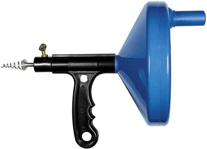 Трос для прочистки труб Сибртех, длина 3,3 м, диаметр 6 мм трос для прочистки труб мультидом цвет салатовый серый длина 1 2 м диаметр 5 5 мм