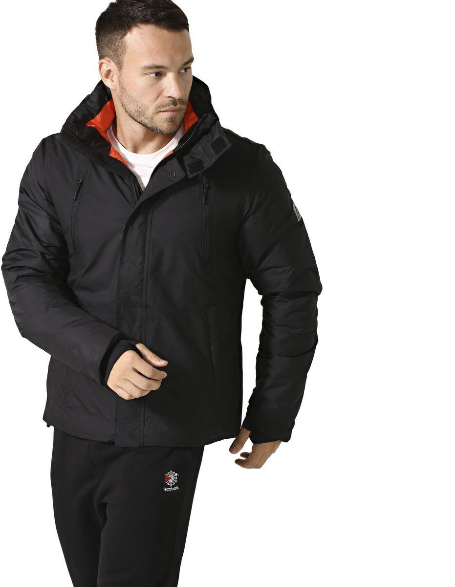 Куртка Reebok Coach Prmlft Jckt куртка reebok reebok re160ewvsz73