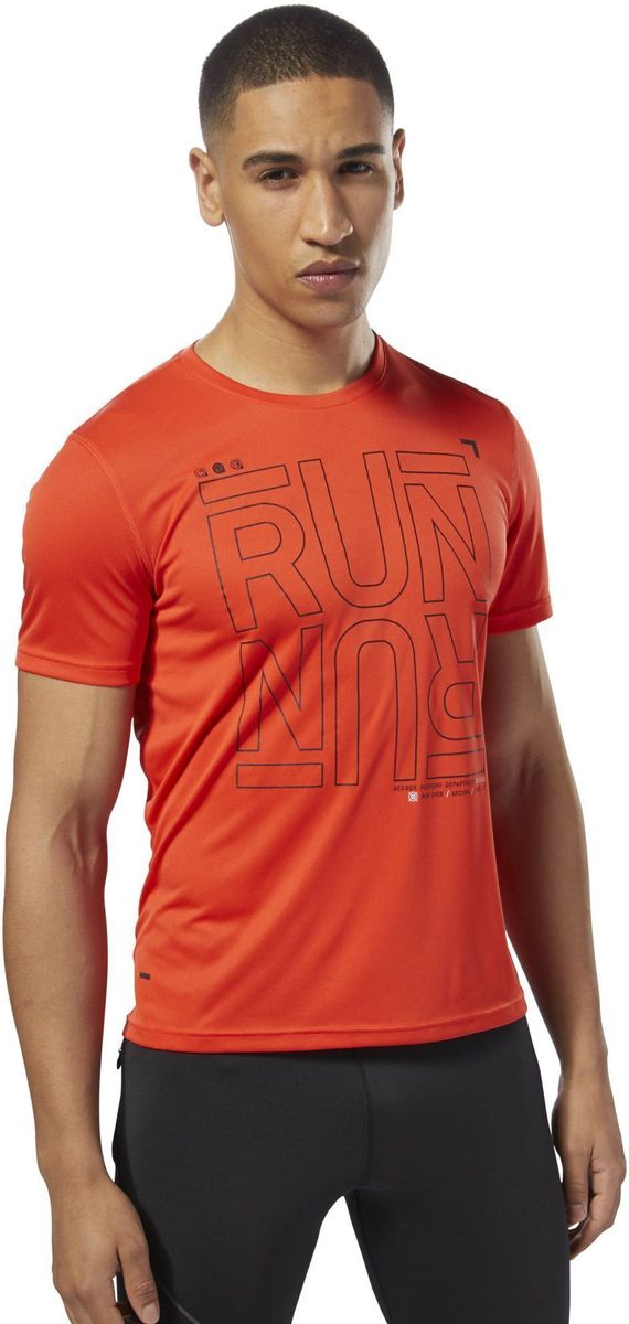 Футболка Reebok Ss Tee - Graphic футболка asics футболка graphic ss tee boys