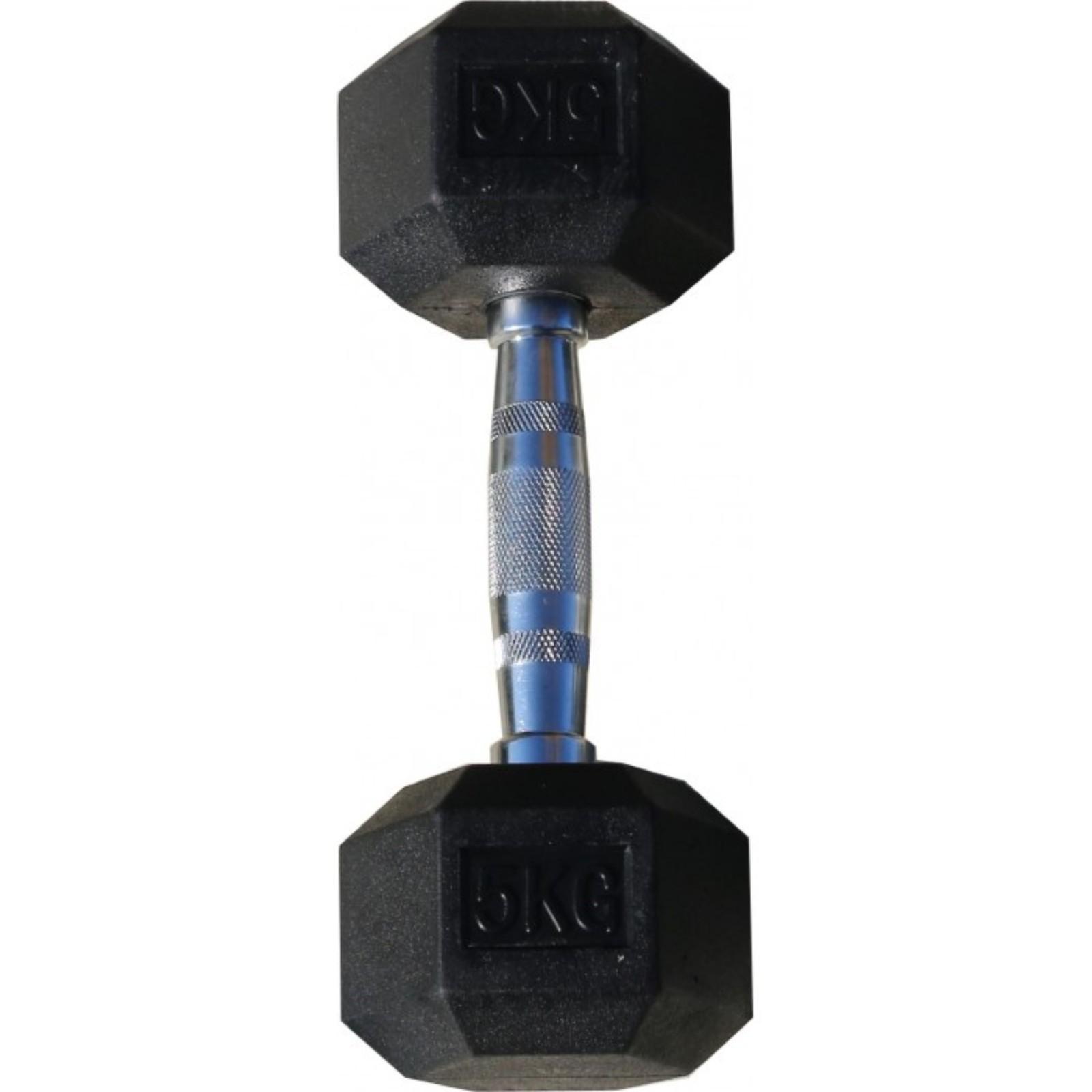 Гантель Body Solid гексагональная 4 кг