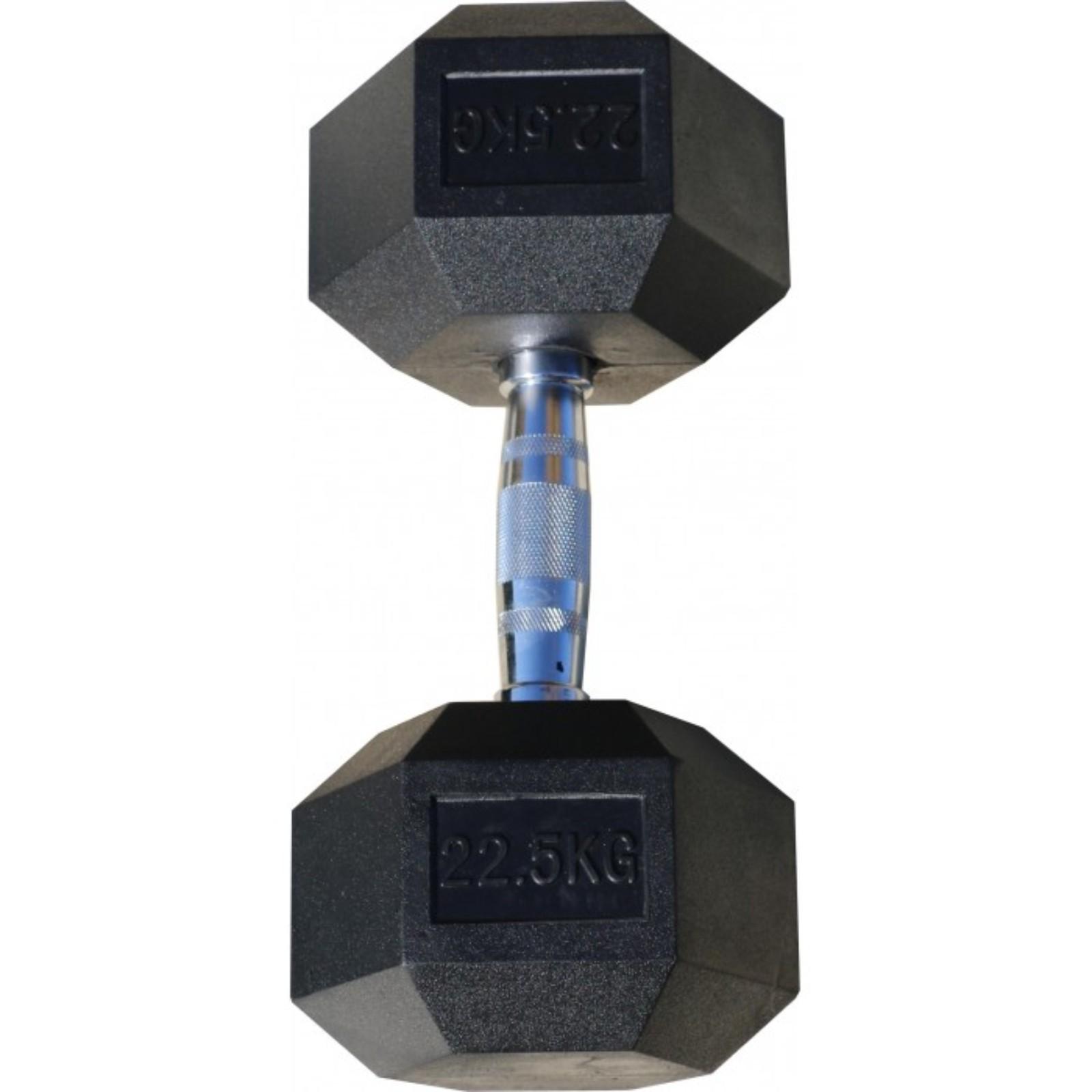 Гантель Body Solid гексагональная 22.5 кг