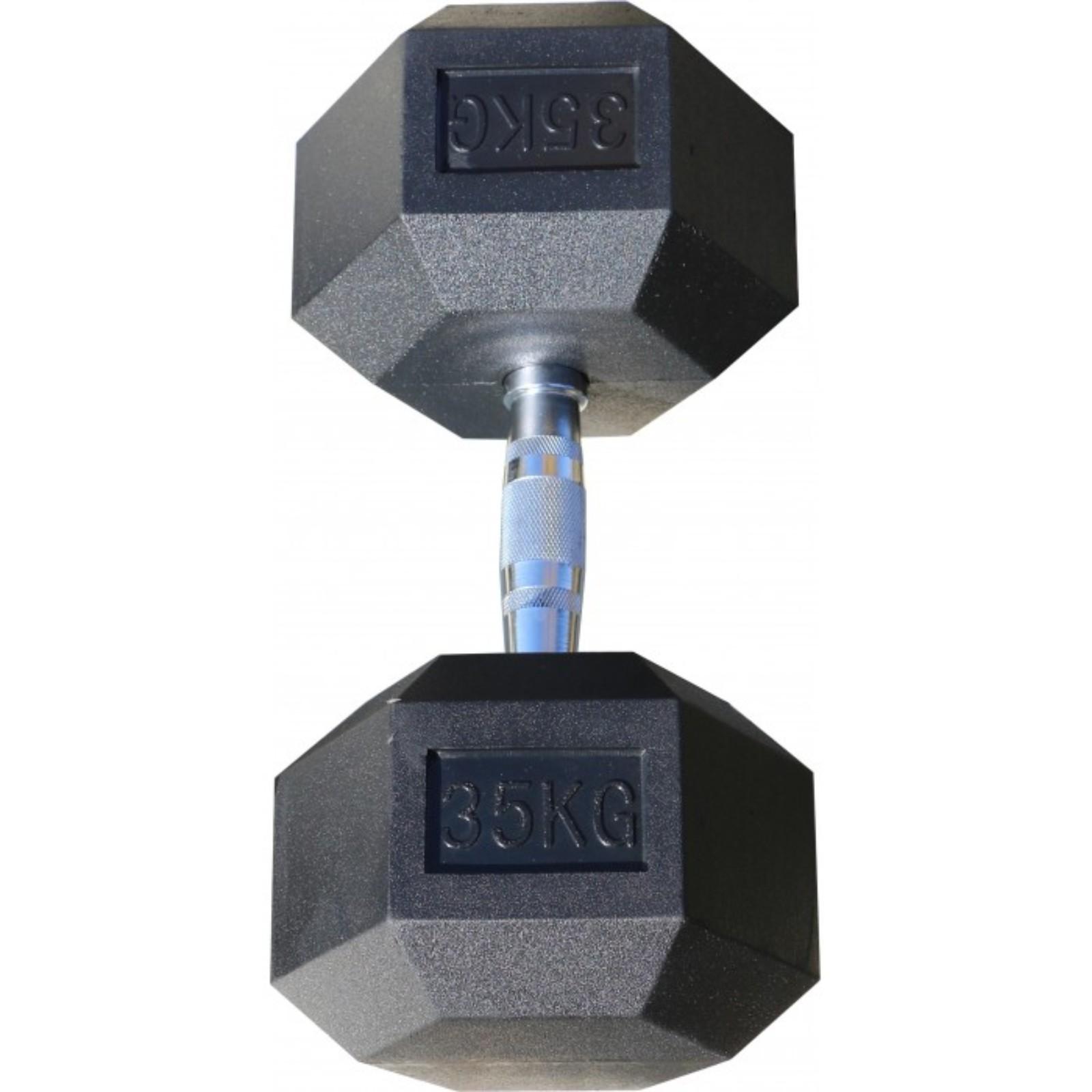 Гантель Body Solid гексагональная 35 кг
