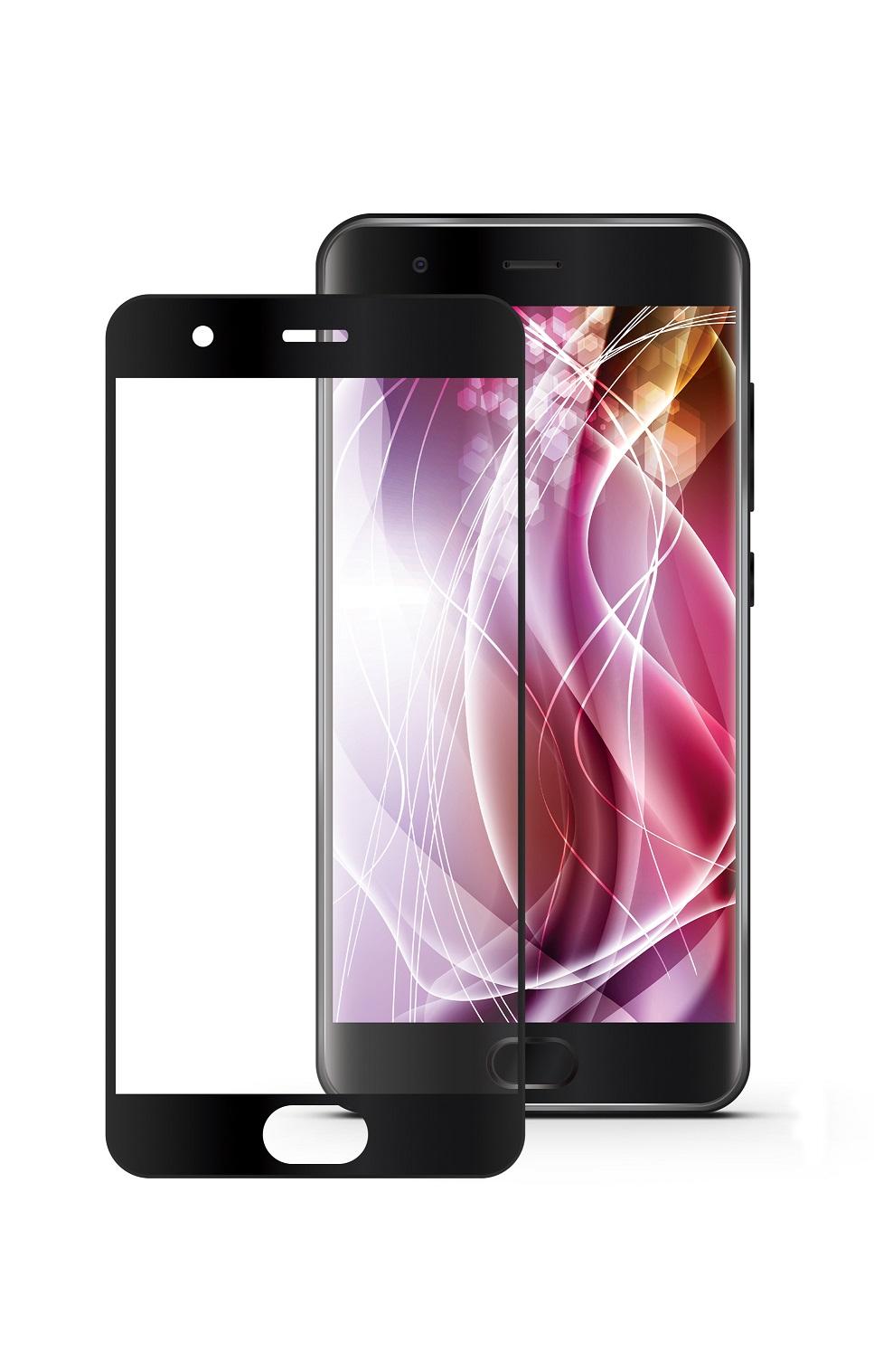 Защитное стекло Mobius для Xiaomi Mi 6 3D Full Cover (Black) защитное стекло mobius для xiaomi mi note 3 3d full cover black