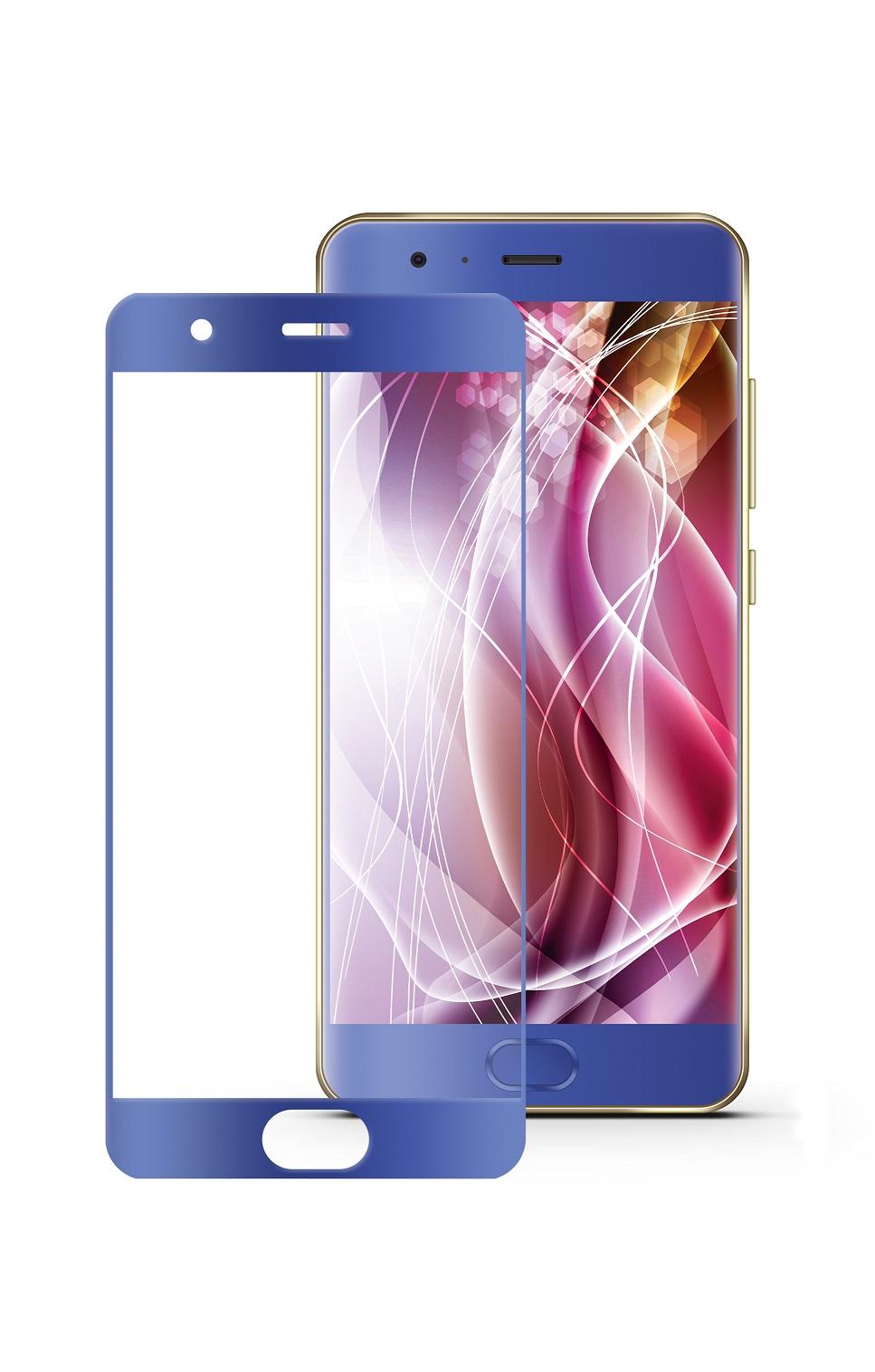 Защитное стекло Mobius для Xiaomi Mi 6 3D Full Cover (Blue) защитное стекло mobius для xiaomi mi note 3 3d full cover black