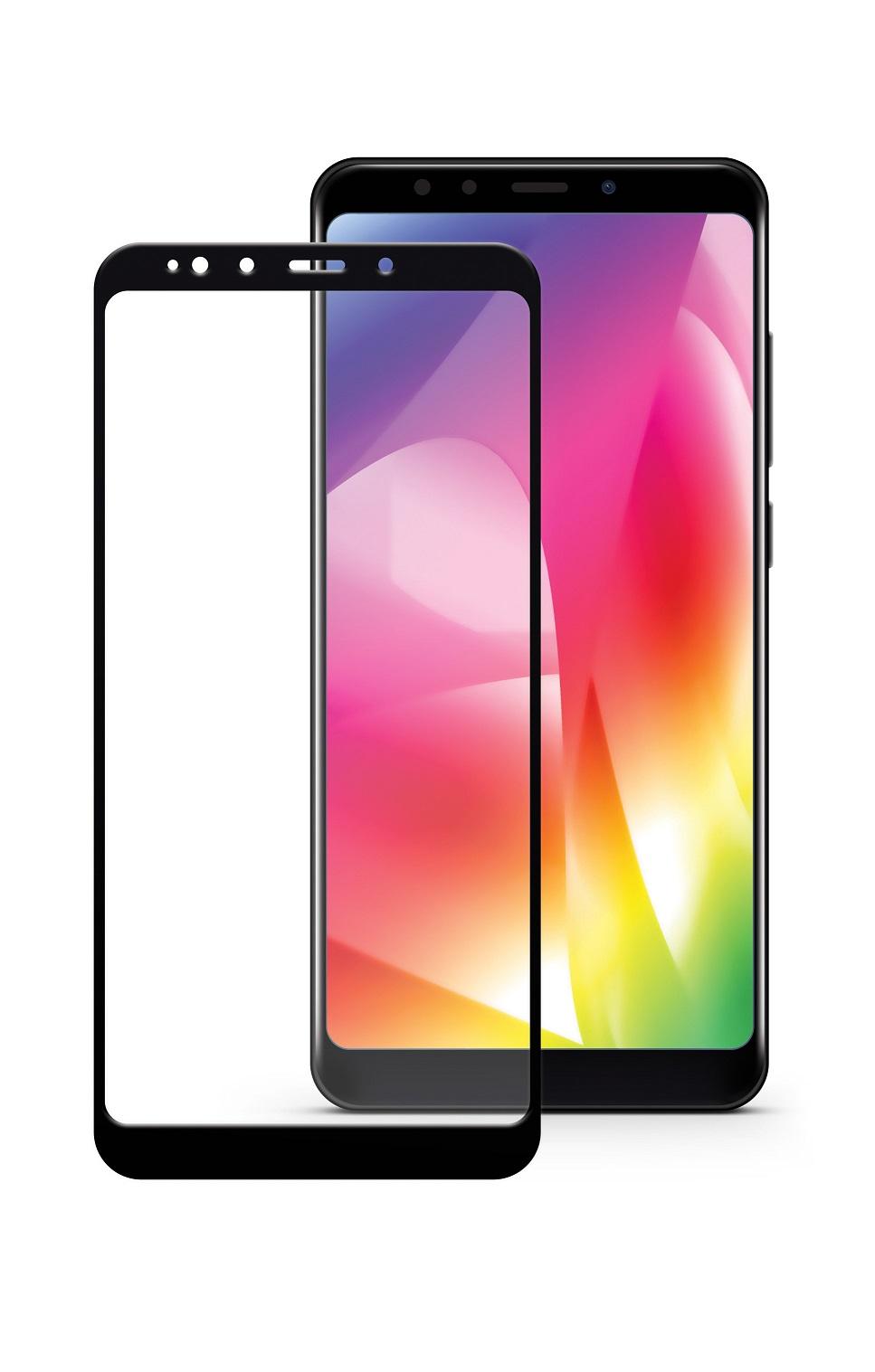Защитное стекло Mobius Xiaomi Mi A2/Mi 6X, черный защитное стекло mobius xiaomi mi a2 mi 6x черный
