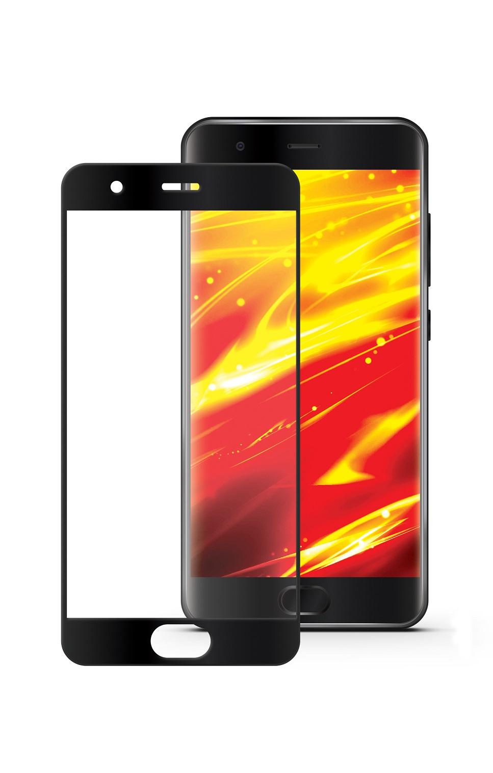 Защитное стекло Mobius для Xiaomi Mi Note 3 3D Full Cover (Black) защитное стекло mobius для xiaomi mi note 3 3d full cover black