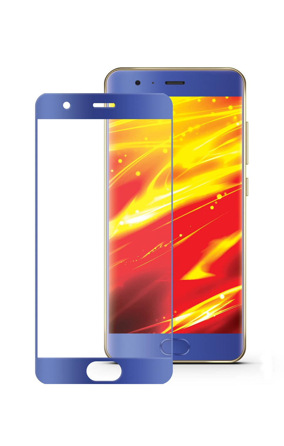 Защитное стекло Mobius для Xiaomi Mi Note 3 3D Full Cover (Blue) защитное стекло mobius для xiaomi mi note 3 3d full cover black
