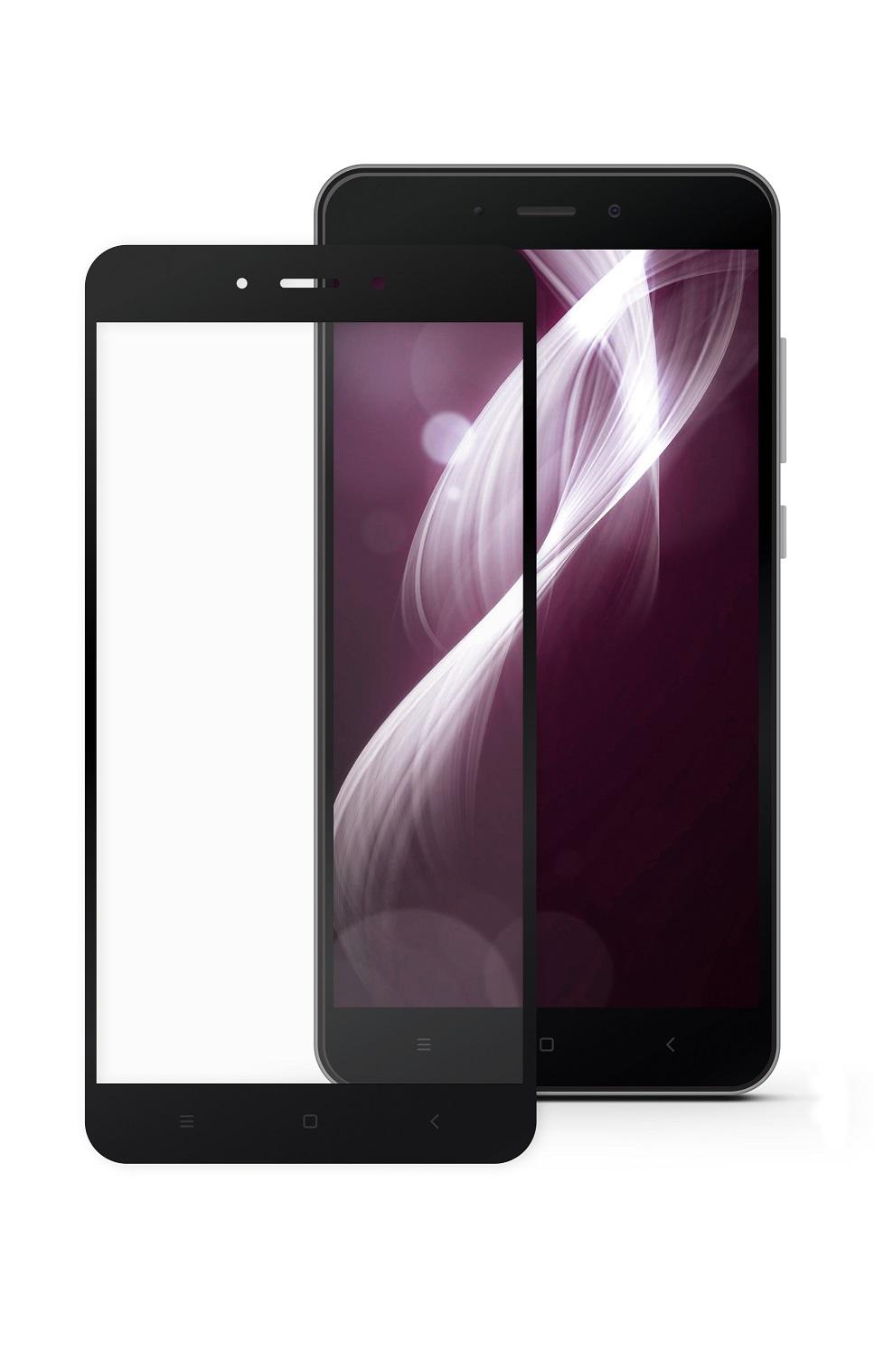Защитное стекло Mobius для Xiaomi Redmi Note 4X 3D Full Cover (Black) защитное стекло mobius для xiaomi mi note 3 3d full cover black