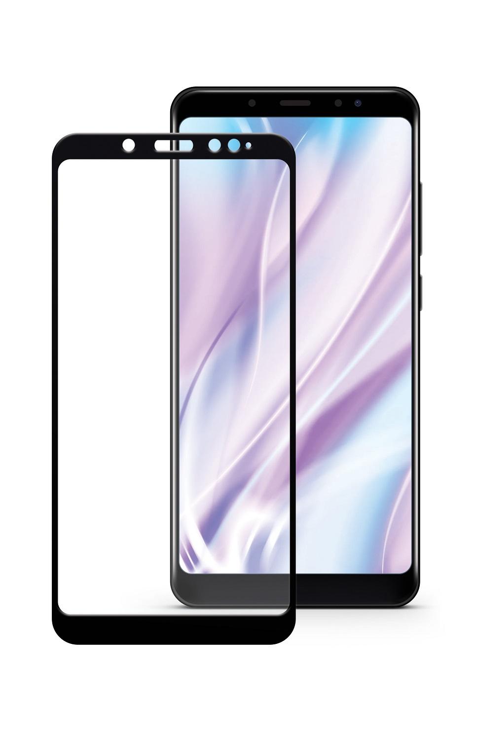 Защитное стекло Mobius для Xiaomi Redmi Note 5/5 Pro 3D Full cover (Black) защитное стекло mobius для xiaomi mi note 3 3d full cover black