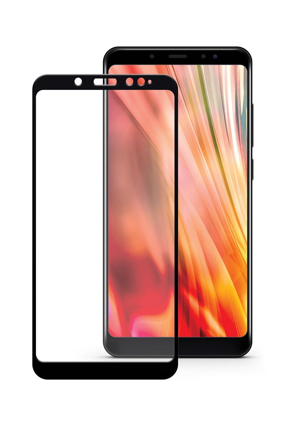 Защитное стекло Mobius для Xiaomi Redmi S2 3D Full cover (Black) аксессуар защитное стекло mobius для honor 7c pro 3d full cover black 4232 208