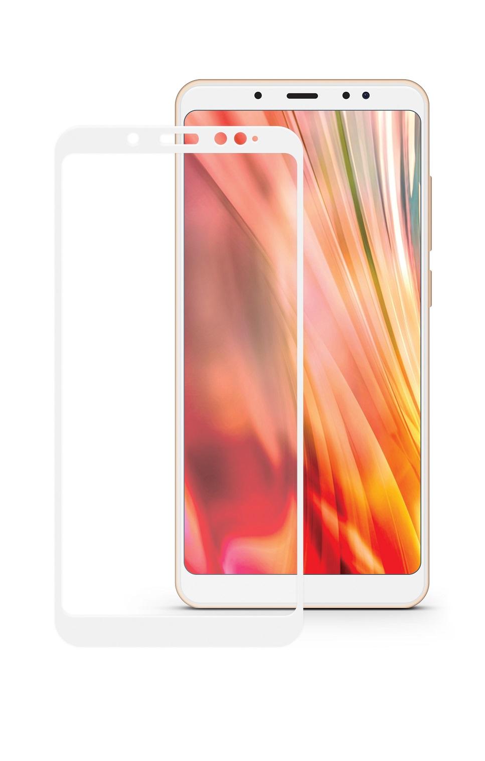 Защитное стекло Mobius Xiaomi Redmi S2, белый
