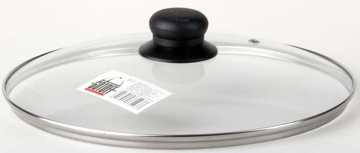 Крышка для посуды Gotoff. Диаметр 26 см. YD-C26/
