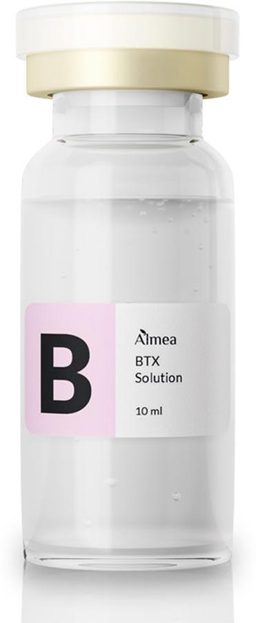 Сыворотка для мезотерапии Almea BTX-Solution, антивозрастной мезококтейль, 10 мл цена