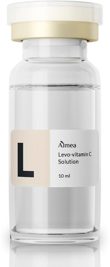 Сыворотка для мезотерапии Almea Levo-Vitamin-C-Solution, мезококтейль с витамином C, 10 мл цена