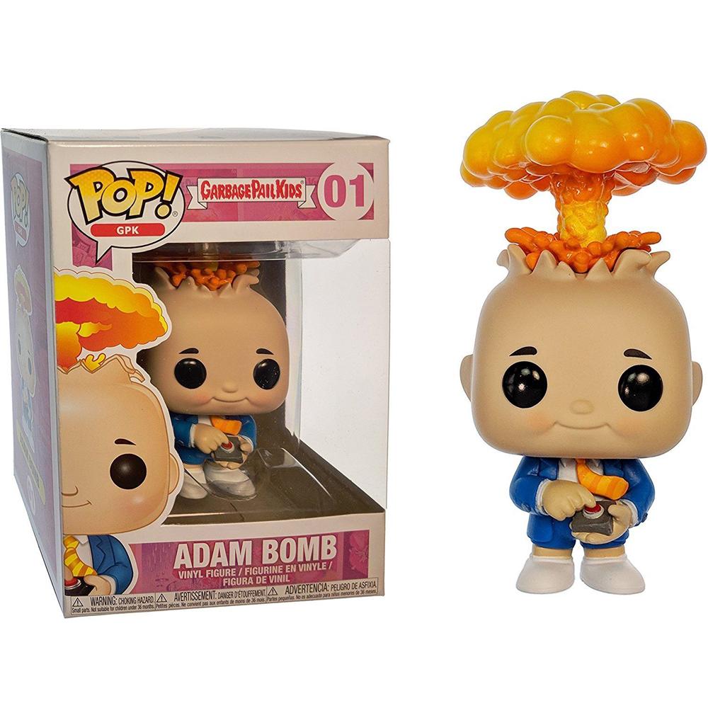Фигурка Funko POP! Vinyl: Garbage Pail Kids: Adam Bomb w/Chase 26003 недорого