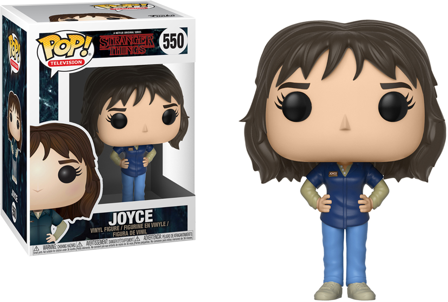 Фигурка Funko POP! Vinyl: Stranger Things S3: Joyce 21482 funko pop vinyl фигурка lotr hobbit s3 pippin took 13564