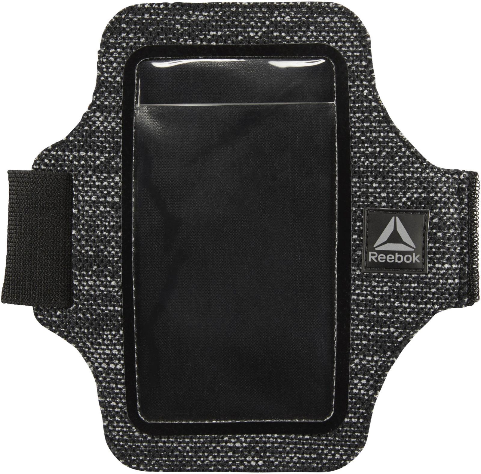 Чехол для телефона Reebok Os Run Media Armband, цвет: черный. D68166 ветровка женская reebok run hero jkt цвет черный cy4678 размер xs 40