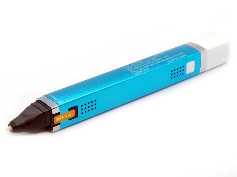 3D ручка MyRiwell RP100C, цвет: голубой