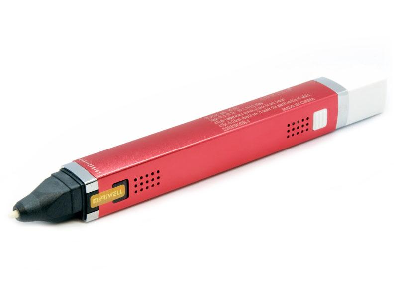 все цены на 3D ручка MyRiwell RP100C, цвет: красный онлайн
