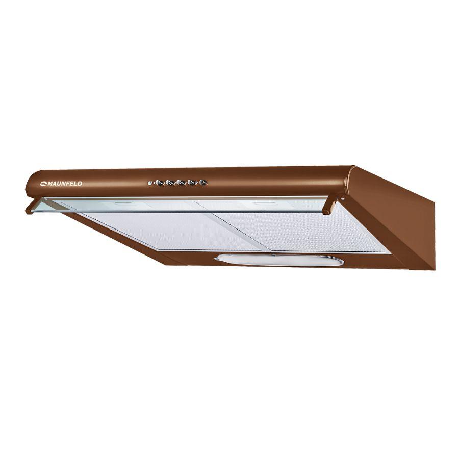 Вытяжка MAUNFELD MP 360-1 (С) BROWN, MP 360-1 (С) BROWN, коричневый Подсветка рабочей зоны Модель оснащена лампой накаливания (1*28)...