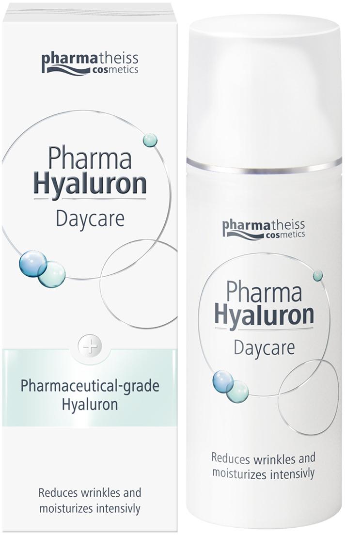 Крем Pharma Hyaluron, дневной, для лица, 50 мл